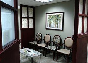 Nurse Station Waiting Room