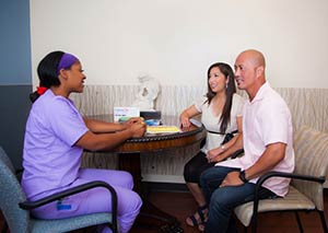 Consultation with our specialist